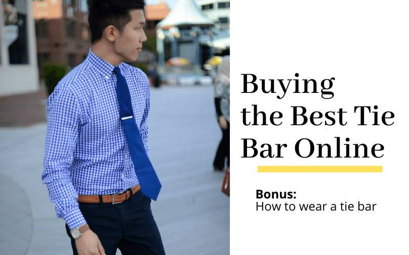 Buy the Best Tie Bar Online