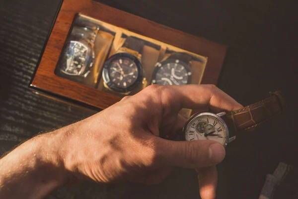 5 Best Watch Boxes for Men