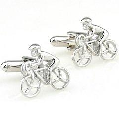 Bicycles & Motorcycles Cufflinks