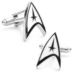 Official Star Trek Cufflinks