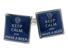 Words and Phrases Cufflinks