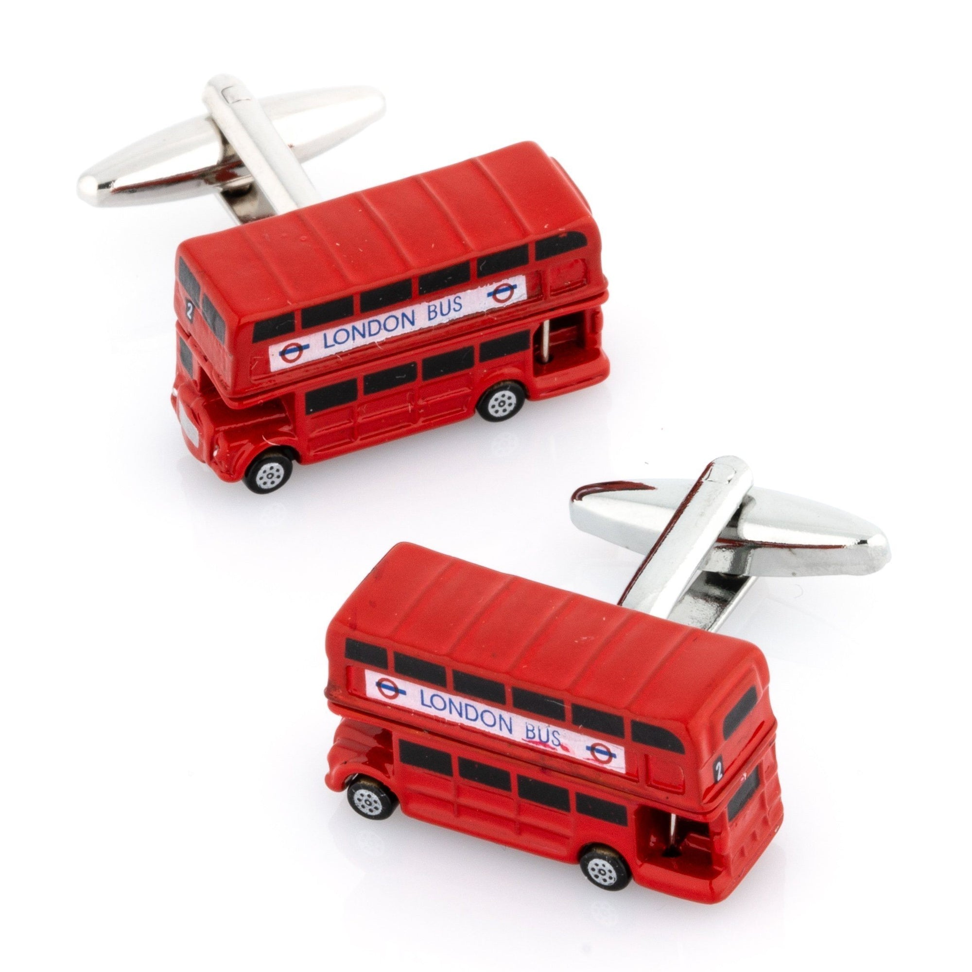 London Bus Cufflinks Novelty Cufflinks Clinks Australia