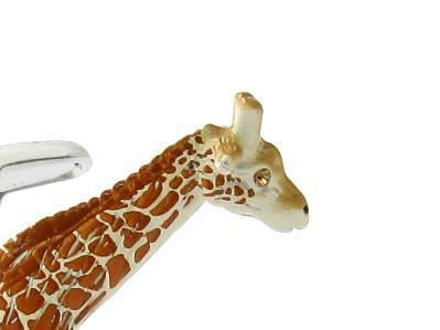 Giraffe Cufflinks Novelty Cufflinks Clinks Australia