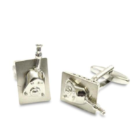 Battle Tanks Cufflinks