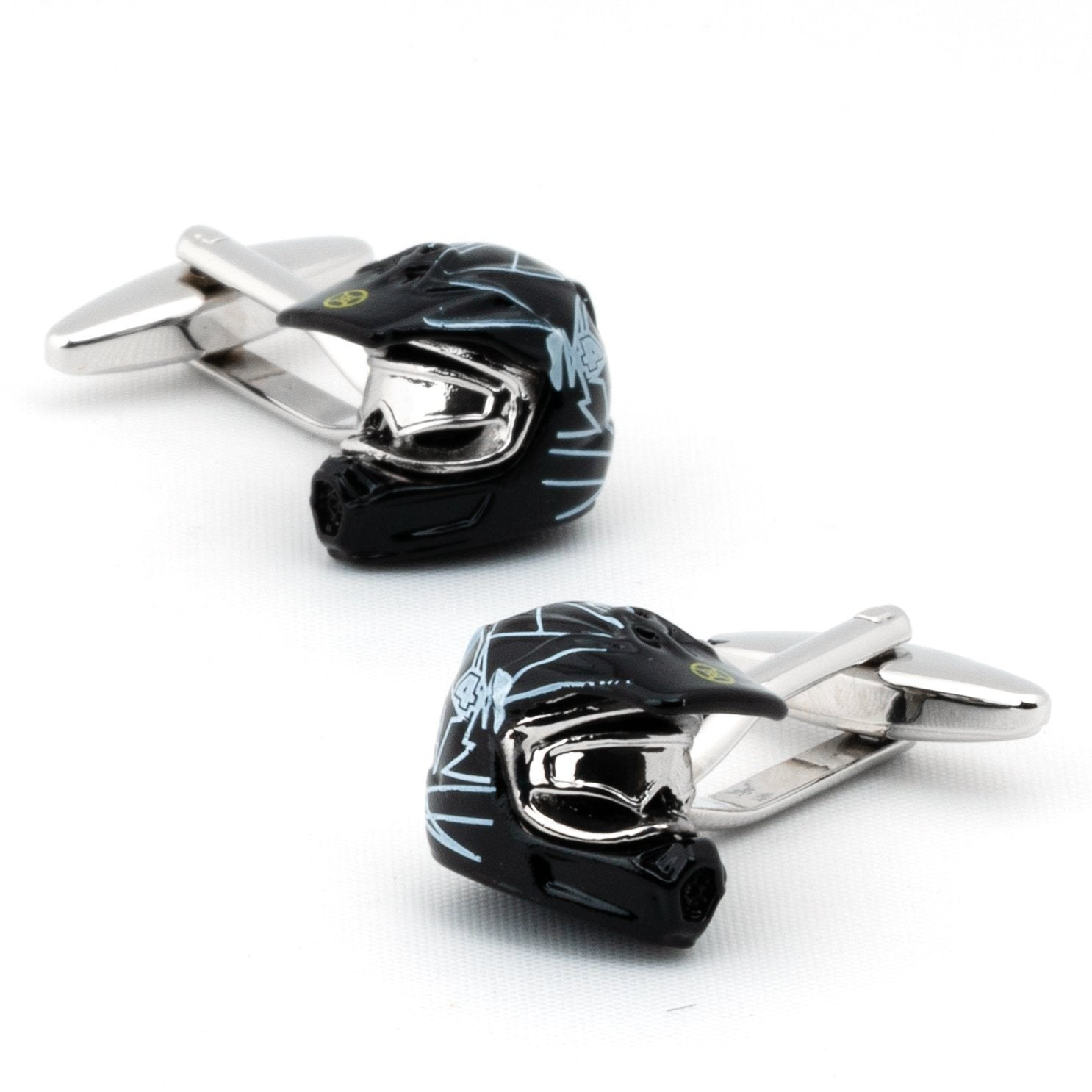 Motocross Helmet Cufflinks Novelty Cufflinks Clinks Australia