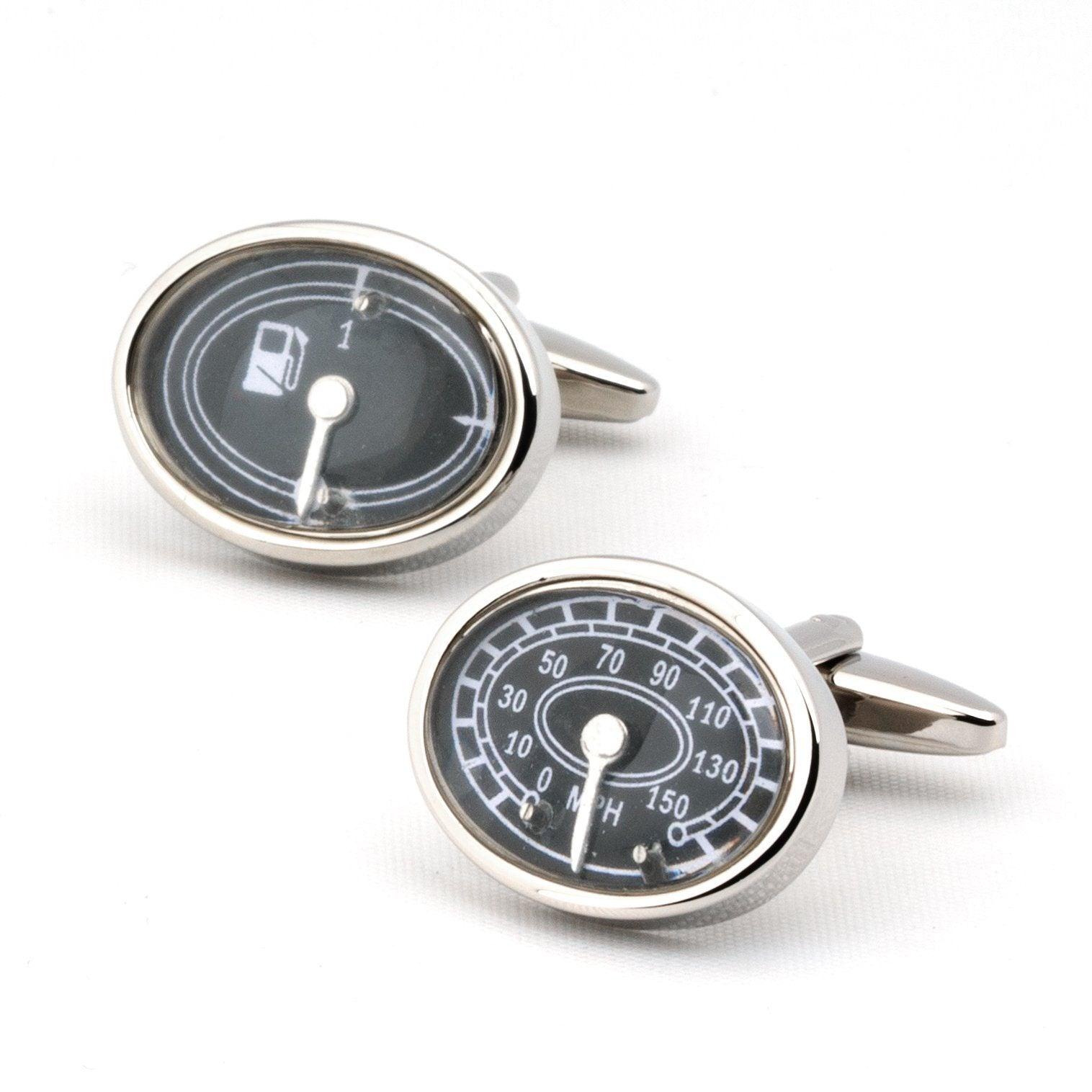 Fuel Gauge & Speedometer Cufflinks Novelty Cufflinks Clinks Australia