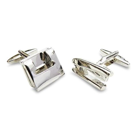 Stapler & Hole Punch Cufflinks