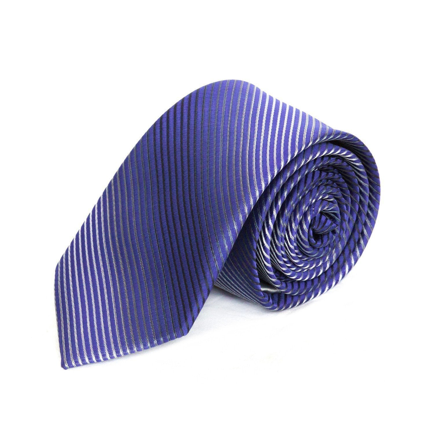 Dark Purple Gradient MF Tie