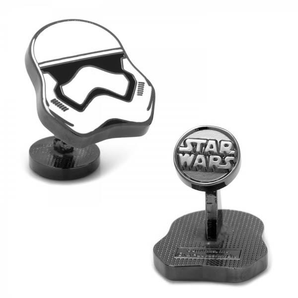 Star Wars Stormtrooper Cufflinks Novelty Cufflinks Star Wars Star Wars Stormtrooper Cufflinks