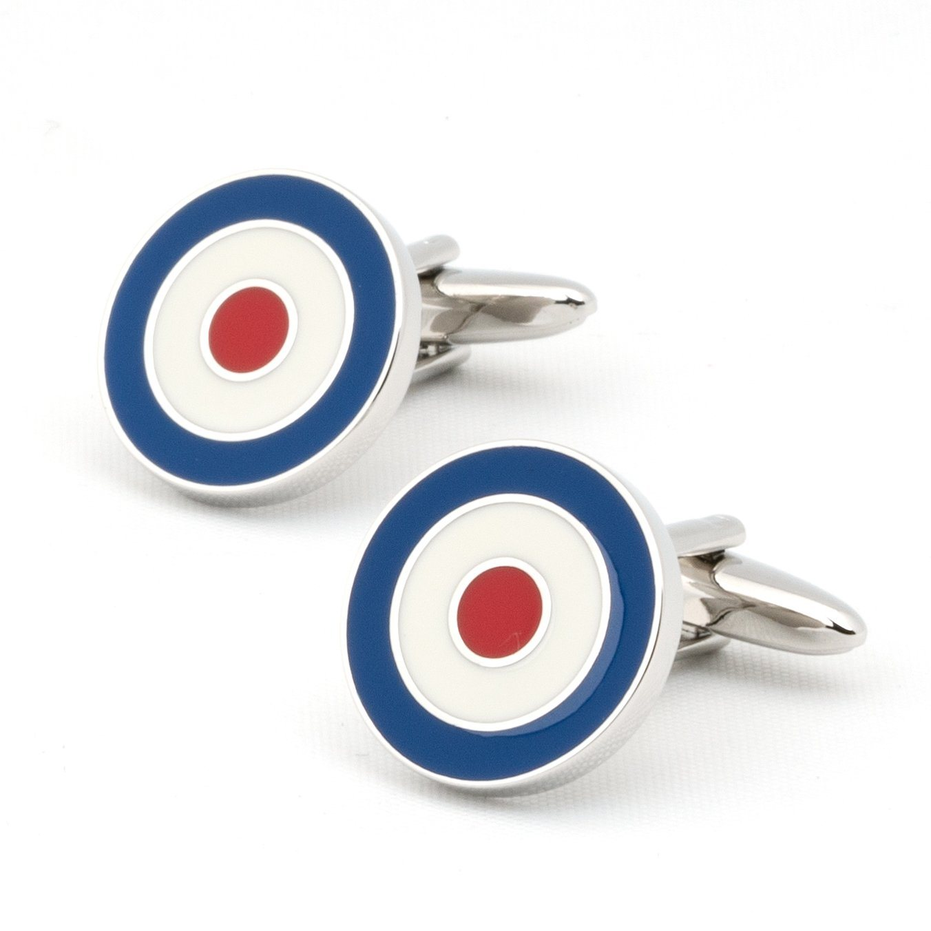 Roundel Cufflinks Novelty Cufflinks Clinks Australia