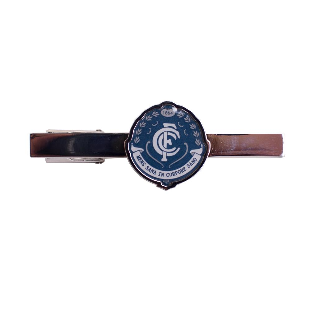 Carlton  Afl Tie Bar Shield