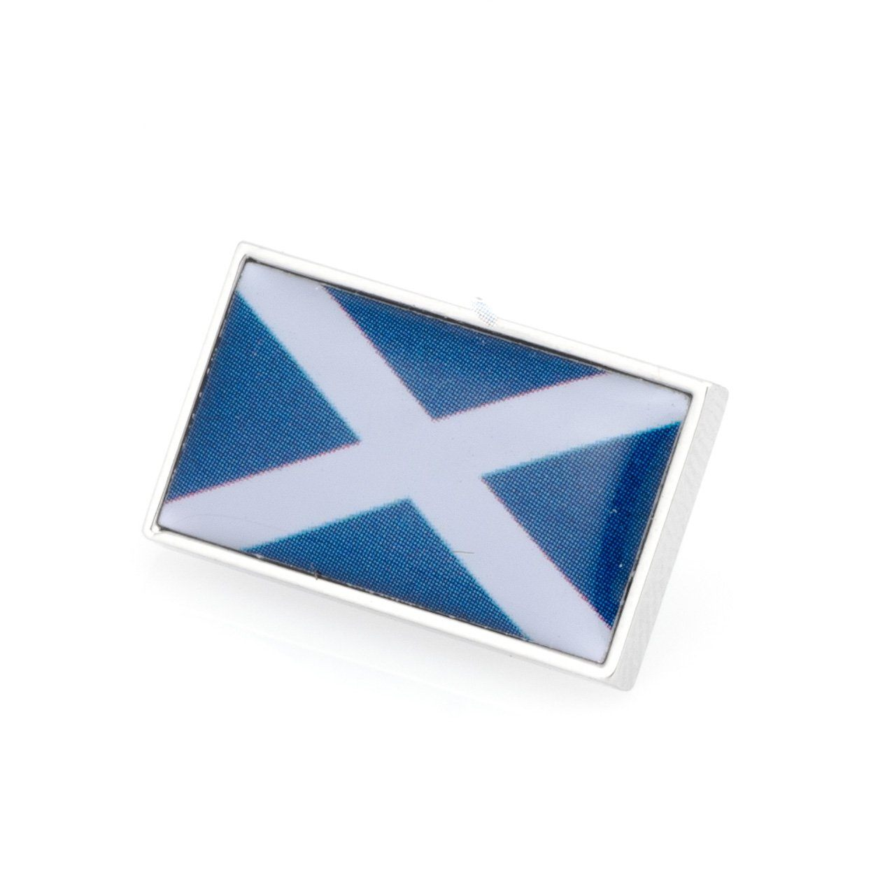 Flag of Scotland Lapel Pin Lapel Pin Clinks Australia