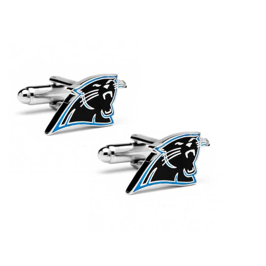 Carolina Panthers Cufflinks Novelty Cufflinks NFL Default