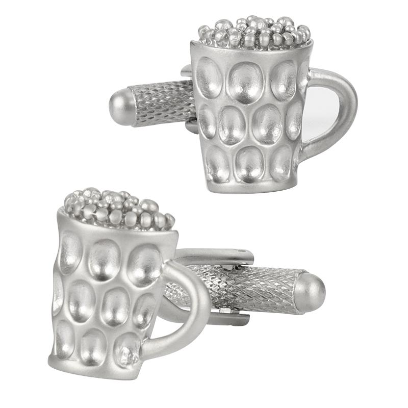 The Claytons Beer Cufflinks