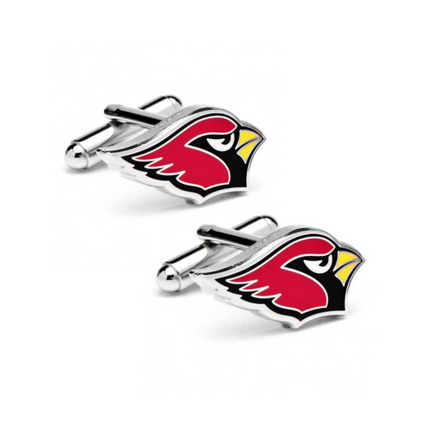 Arizona Cardinals Cufflinks , Novelty Cufflinks , CL6046 , Mens Cufflinks , Cufflinks , Cuffed , Clinks