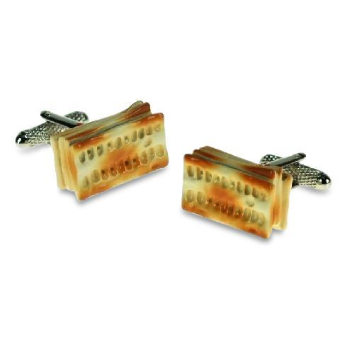 Crackers Cufflinks, Novelty Cufflinks, Cuffed.com.au, ZBC1549, $36.30