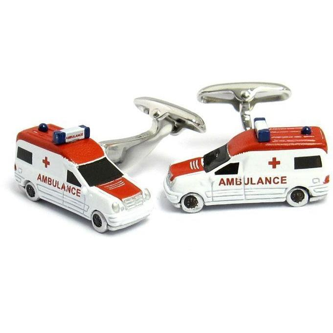 Ambulance Cufflinks Clinks Australia