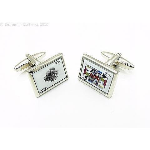 BlackJack Cufflinks GTR