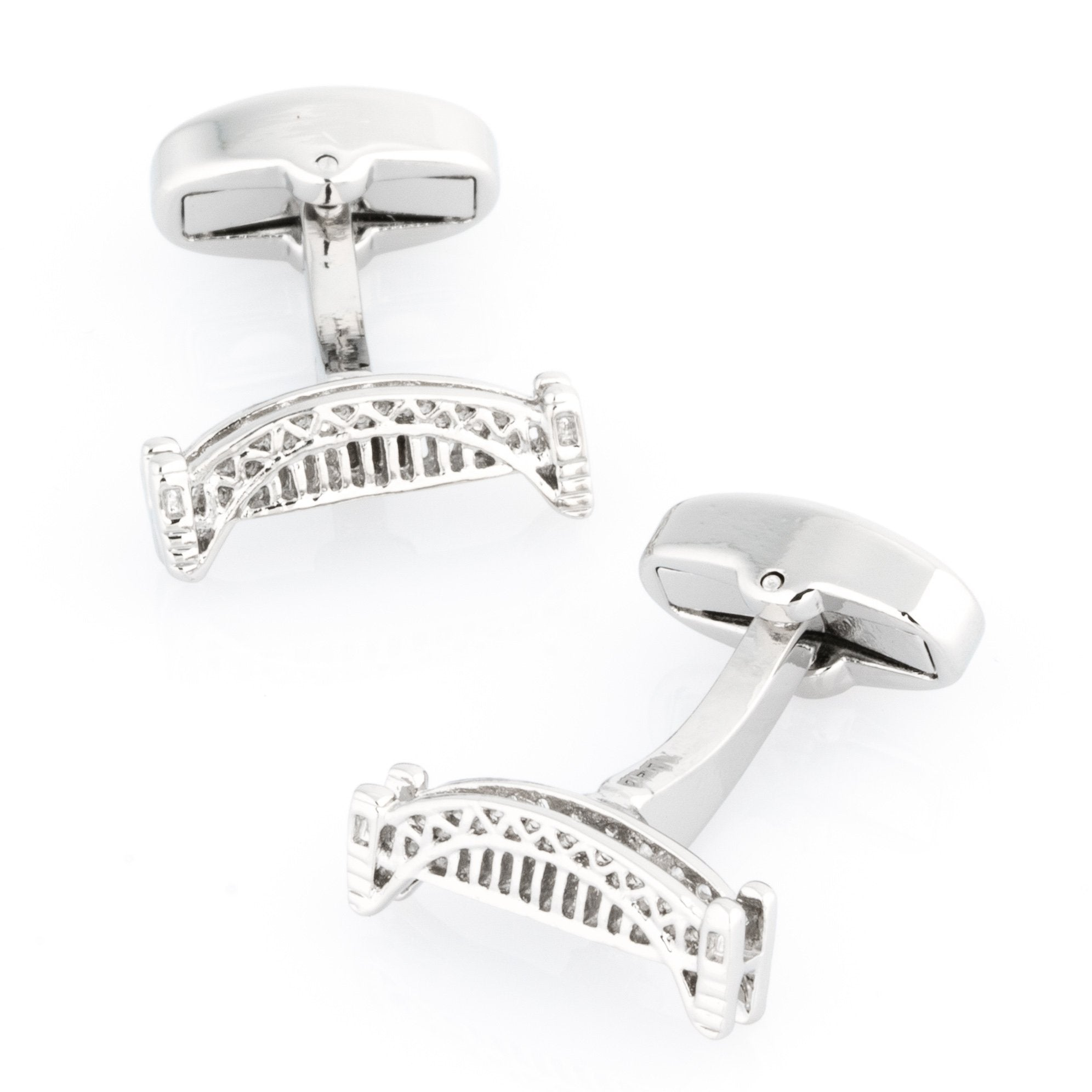 Sydney Harbour Bridge Cufflinks Novelty Cufflinks Clinks Australia Sydney Harbour Bridge Cufflinks