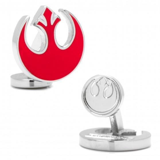 Star Wars Rebel Alliance Symbol Cufflinks Novelty Cufflinks Star Wars Star Wars Rebel Alliance Symbol Cufflinks