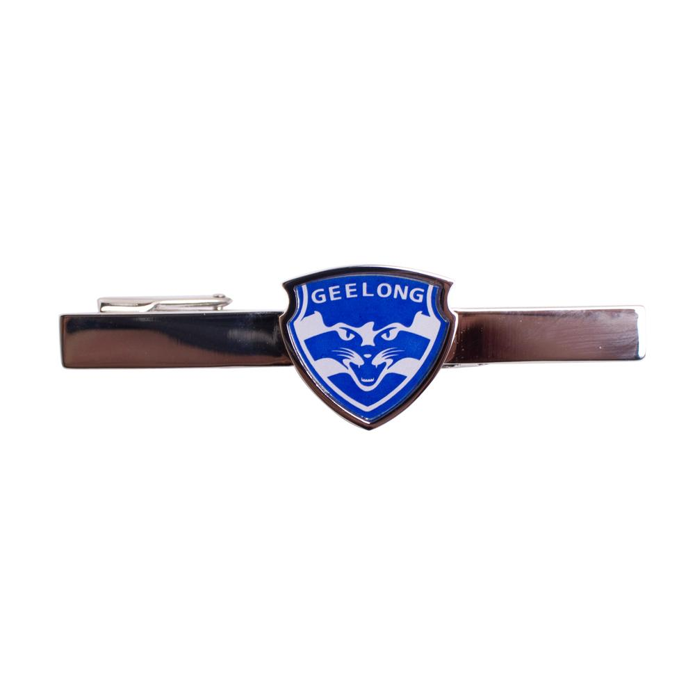 Geelong Afl Tie Bar Shield Tie Bars AFL Default