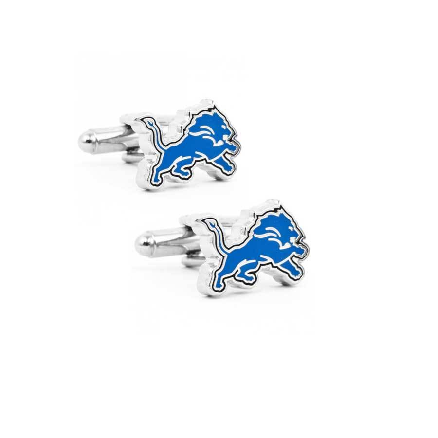 Detroit Lions Cufflinks Novelty Cufflinks NFL Default