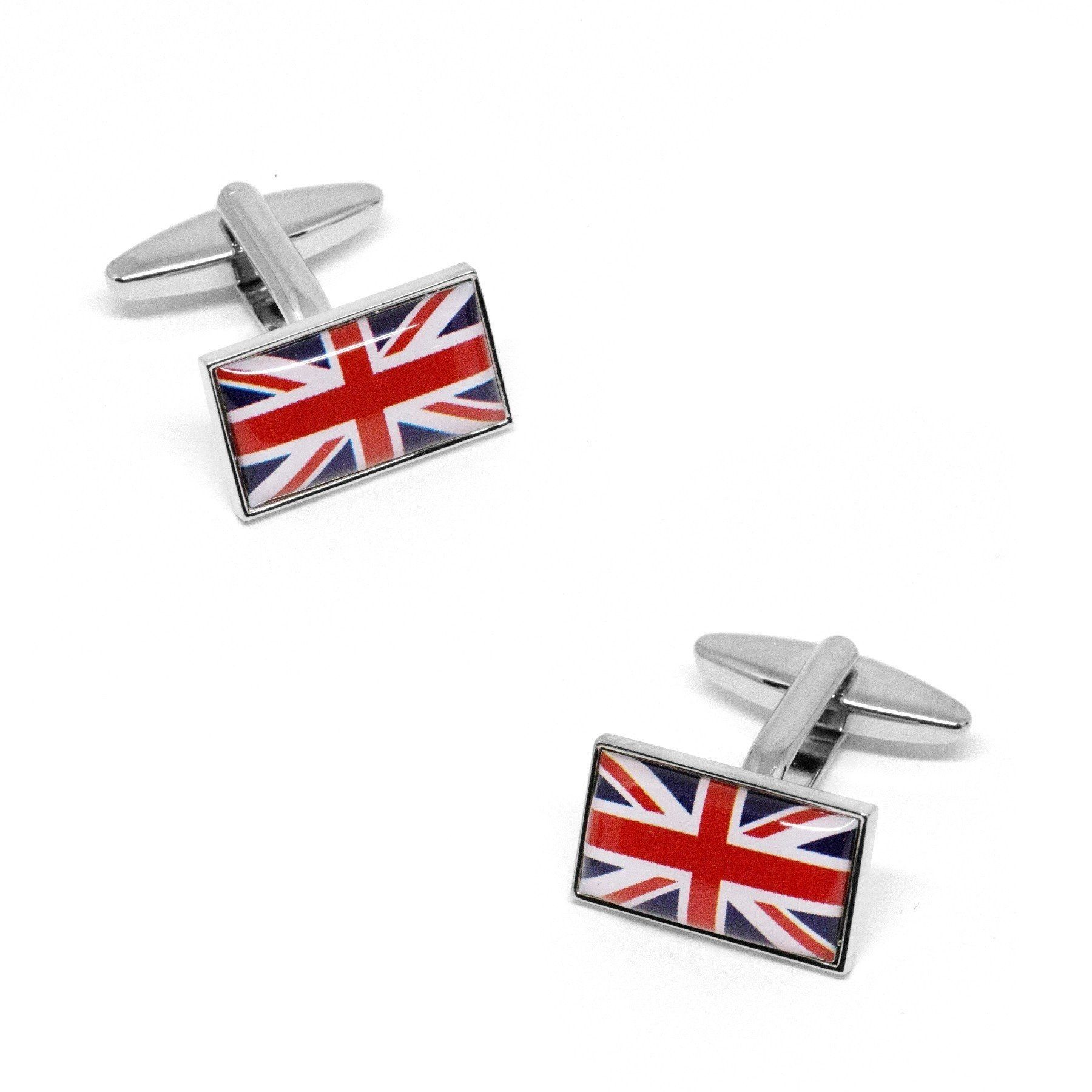 Flag of England - Union Jack Cufflinks, Novelty Cufflinks, Cuffed.com.au, CL8572, $29.00