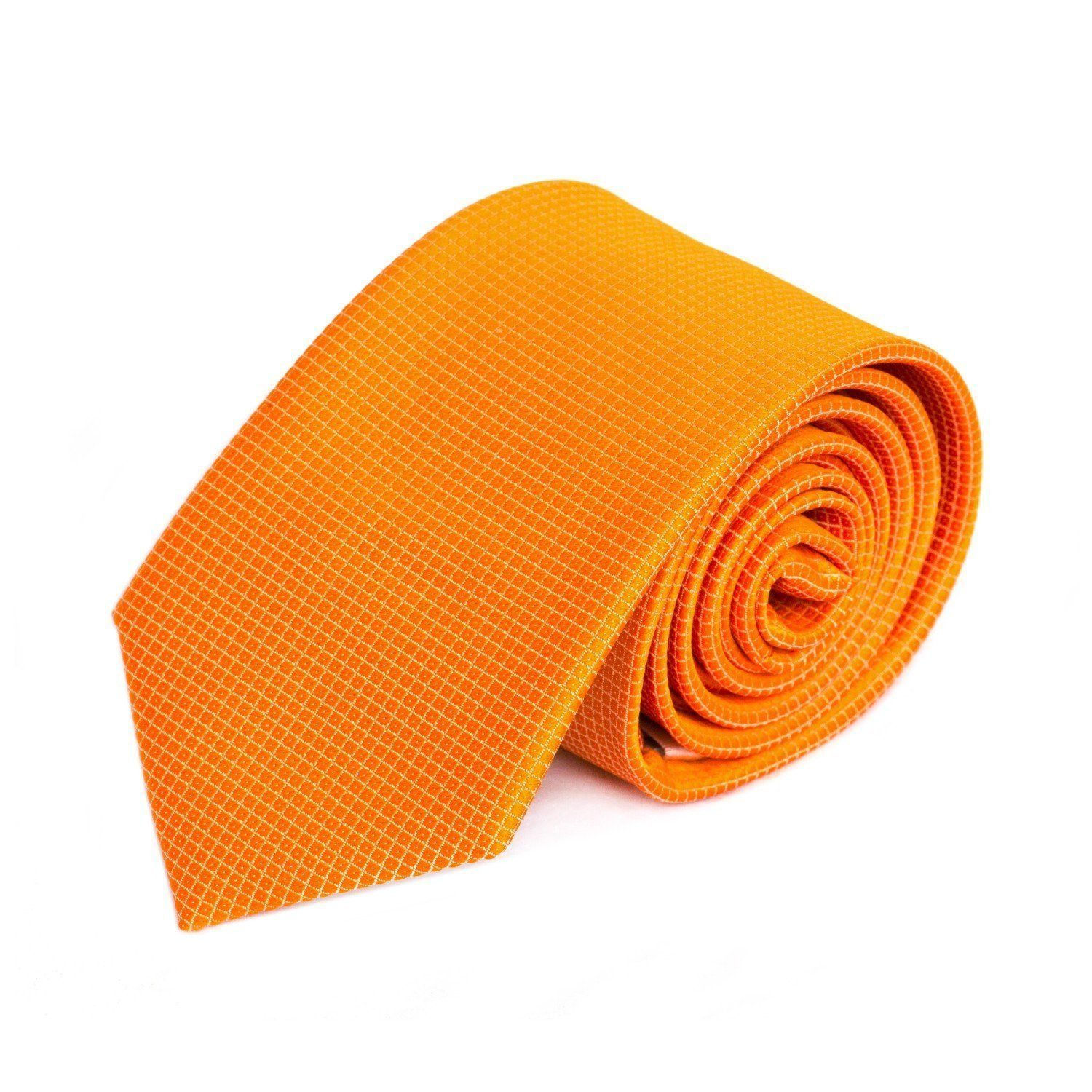Orange MF Tie Ties Cuffed.com.au