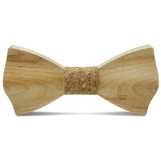 Light Wood Cork Adult Bow Tie Bow Ties Clinks Australia Light Wood Cork Adult Bow Tie