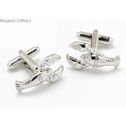 Lobster Cufflinks, Novelty Cufflinks, Cuffed.com.au, ZBC2122, $38.50