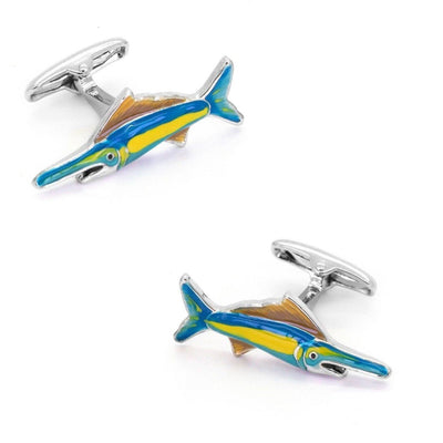 Marlin Fish Cufflinks Clinks Australia