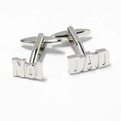 No 1 Dad Cufflinks Clinks Australia