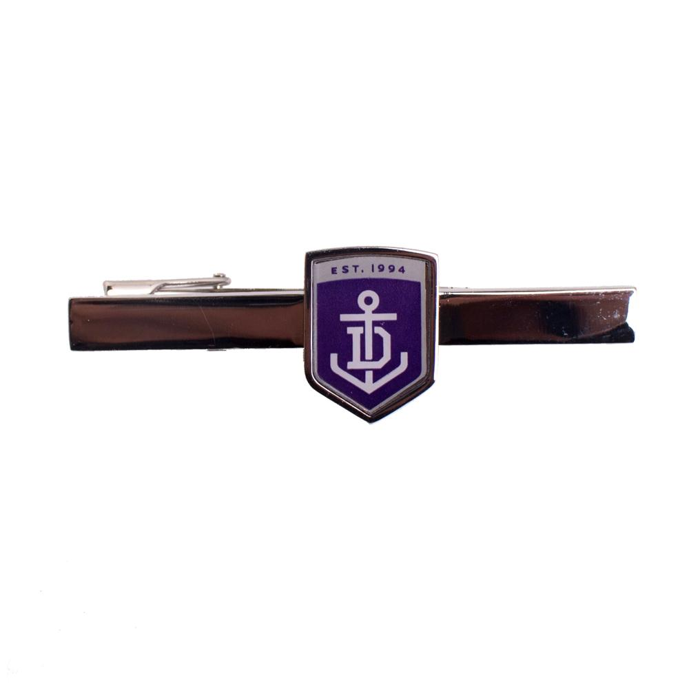 Fremantle Afl Tie Bar Shield