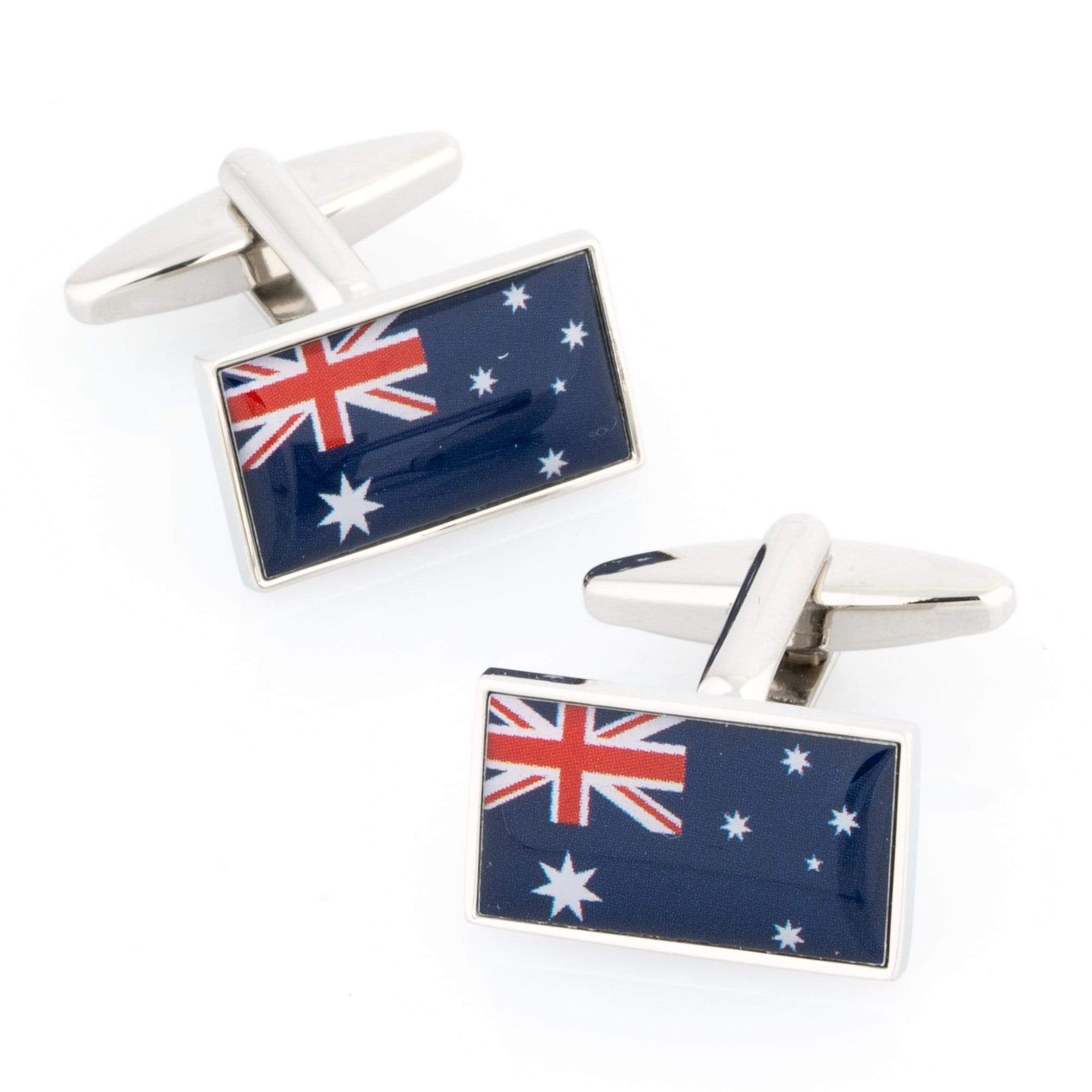 Australian Flag Cufflinks Novelty Cufflinks Clinks Australia Australian Flag Cufflinks