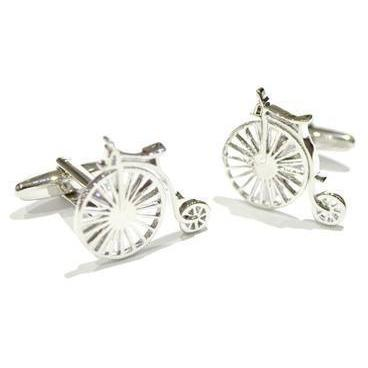 Penny Farthing Bicycle Cufflinks Novelty Cufflinks Clinks Australia Penny Farthing Bicycle Cufflinks