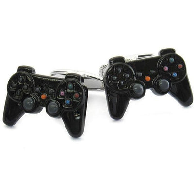 Playstation 3 PS3 Style Controller Cufflinks Novelty Cufflinks Clinks Australia Playstation 3 PS3 Style Controller Cufflinks