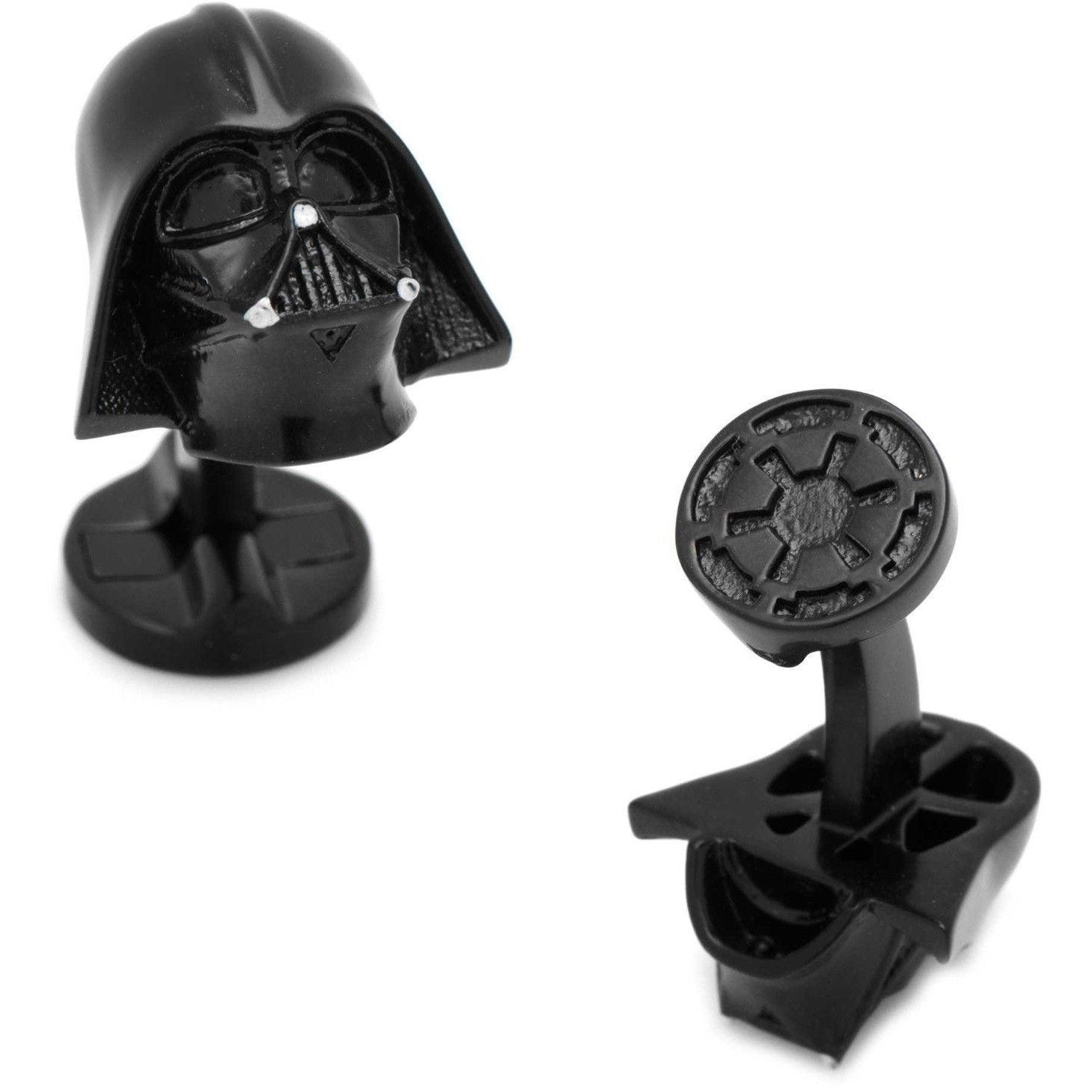 Star Wars 3D Darth Vader Head Cufflinks Novelty Cufflinks Star Wars Star Wars 3D Darth Vader Head Cufflinks