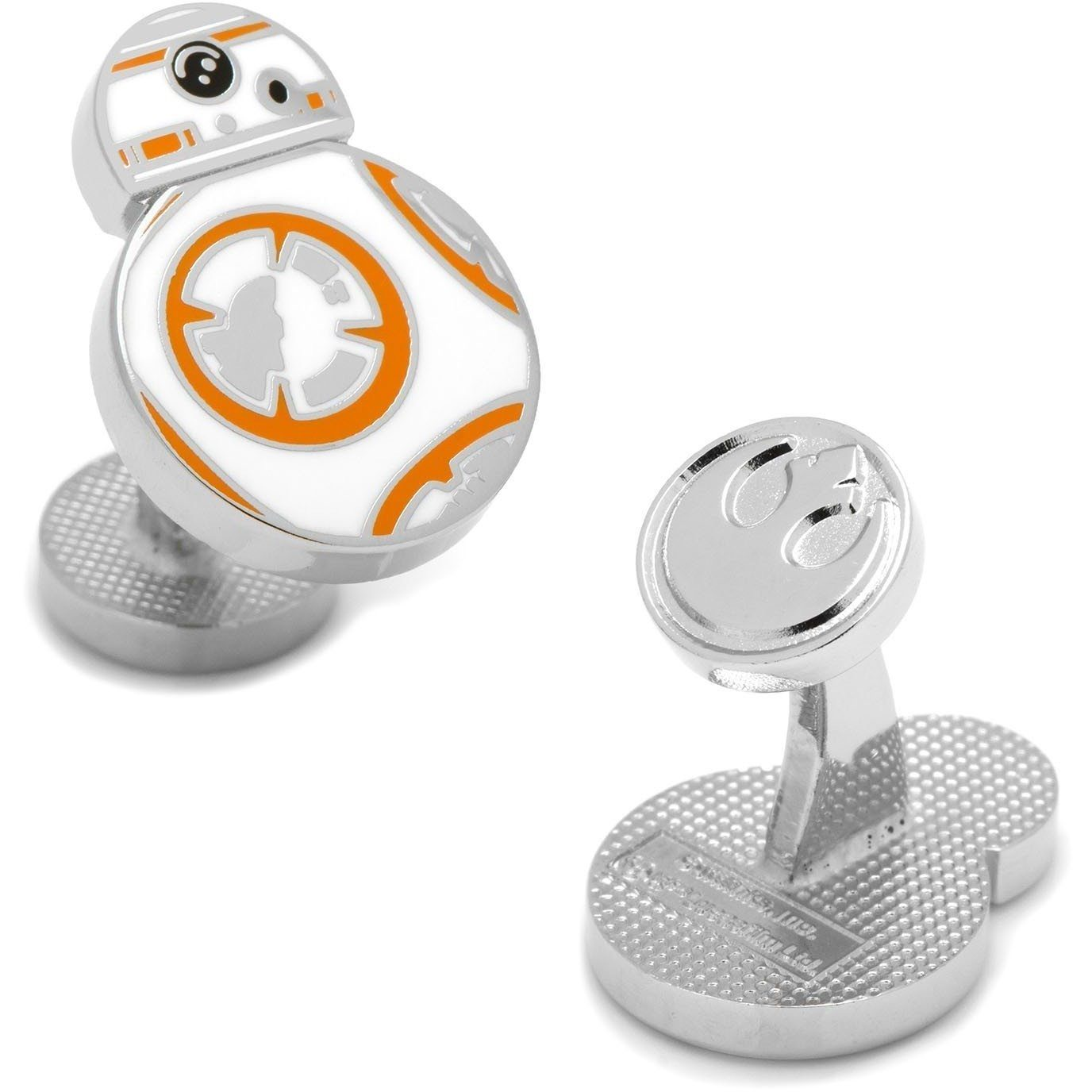 Star Wars BB-8 Cufflinks, Novelty Cufflinks, Cuffed.com.au, CL5896, $69.00
