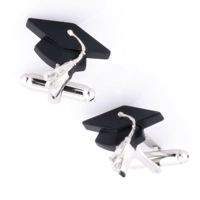 Graduation Hat Cufflinks Novelty Cufflinks Clinks Australia