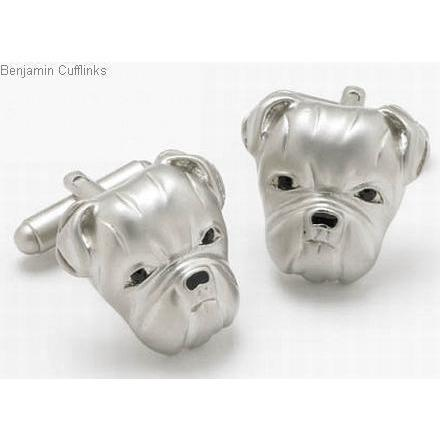 The Classic British Bulldog Cufflinks, Novelty Cufflinks, Cuffed.com.au, ZBC2878, $36.30