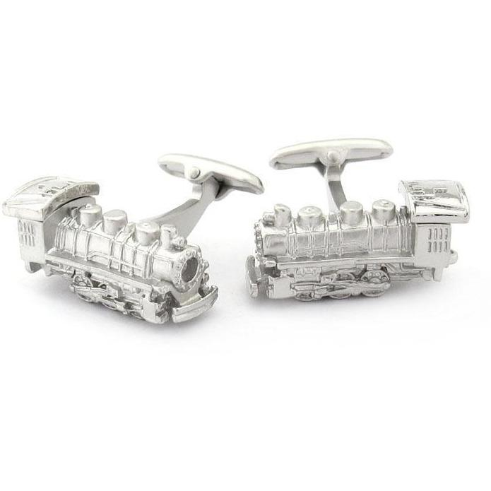 Train Cufflinks, Novelty Cufflinks, Cuffed.com.au, CL6900, $29.00