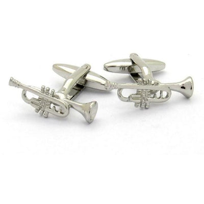 Trumpet Cufflinks Novelty Cufflinks Clinks Australia