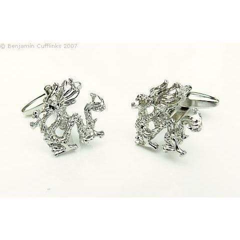 Year of the Dragon Cufflinks, Novelty Cufflinks, Cuffed.com.au, ZBC3053, $36.30