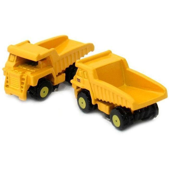Yellow Dump Truck Cufflinks, Novelty Cufflinks, Cuffed.com.au, CL6610, $29.00