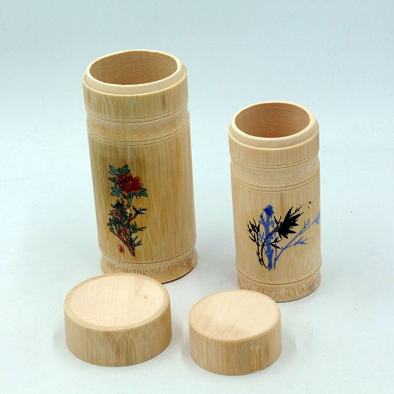 Bamboo Handicraft, Bamboo Cup, Non-pollution Safety and Healthy, Natural Green and Eco-friendly