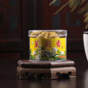 NEWQZ Random Color Incense Cones 50 Pcs(Repackaging with Opp Bag)