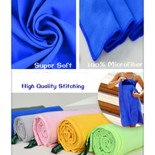 Bath Towel,Microfiber Large Size, Extra Absorbent,Quick Drying & Antibacterial,Multipurpose Use
