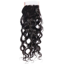 Load image into Gallery viewer, 8A 4x4 Lace Closure - Premium Quality Brazilian Real Remy Virgin Human Hair Extension
