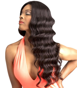 8A 13x4 Frontal - Premium Quality Brazilian Real Remy Virgin Human Hair Extension