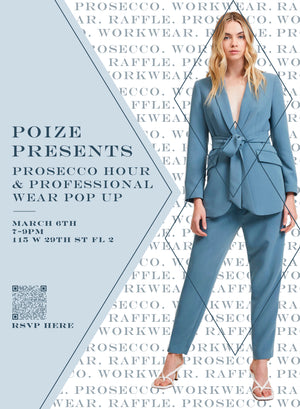 Prosecco Hour & Professional Wear Pop Up